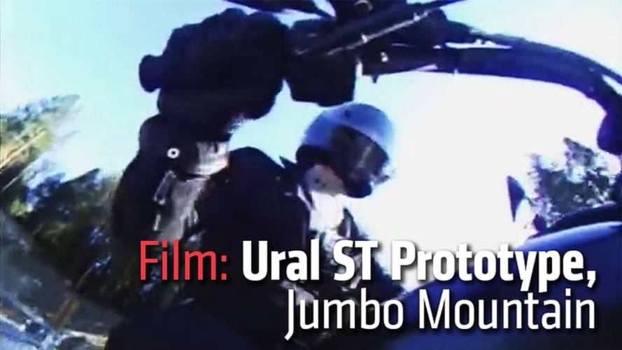 Film: Ural ST Prototype, Jumbo Mountain