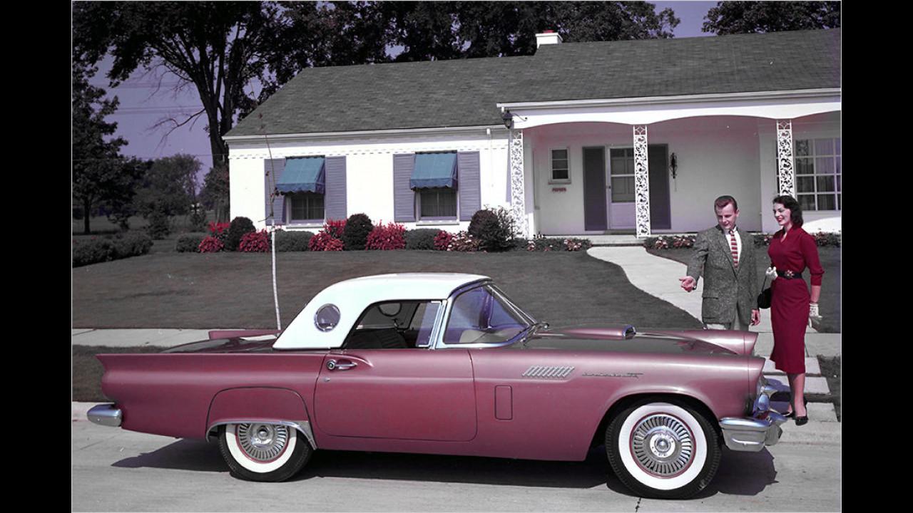 1954: Ford Thunderbird