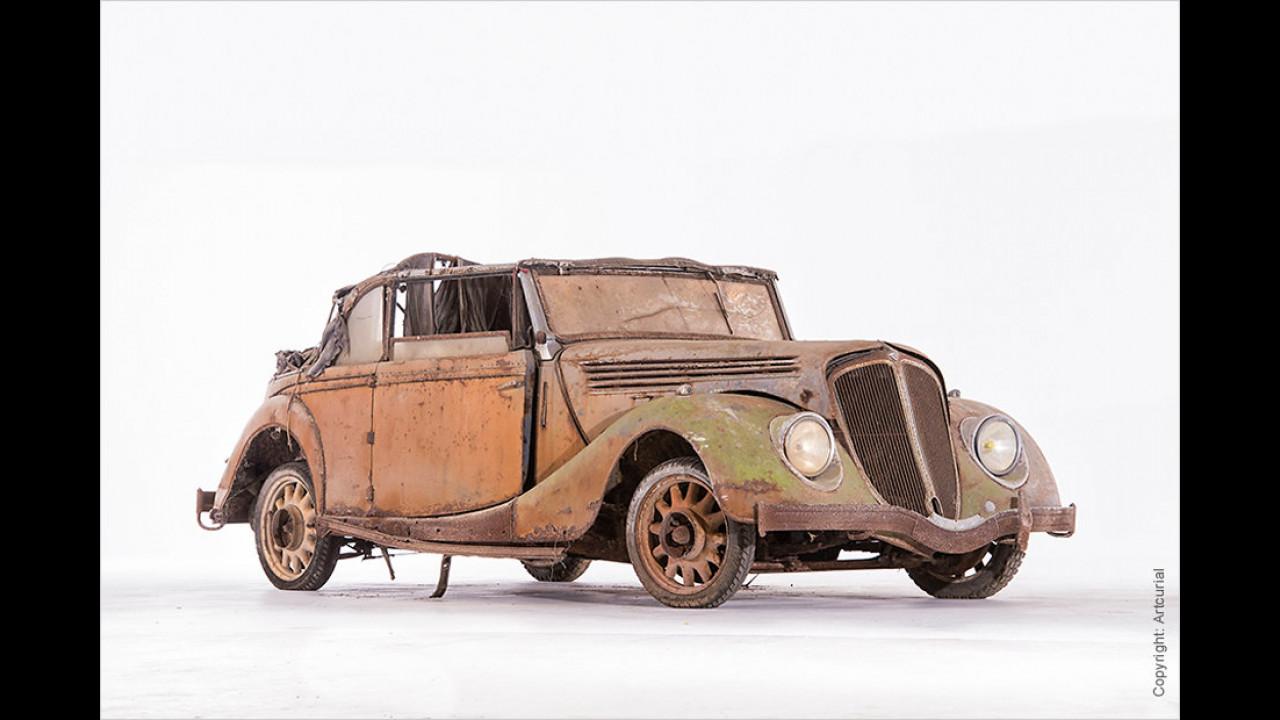 Renault Viva Grand Sport type ACX2 cabriolet - 1936