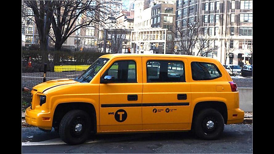 """""""Yellow Cab"""" fährt auch Rollstühle"""