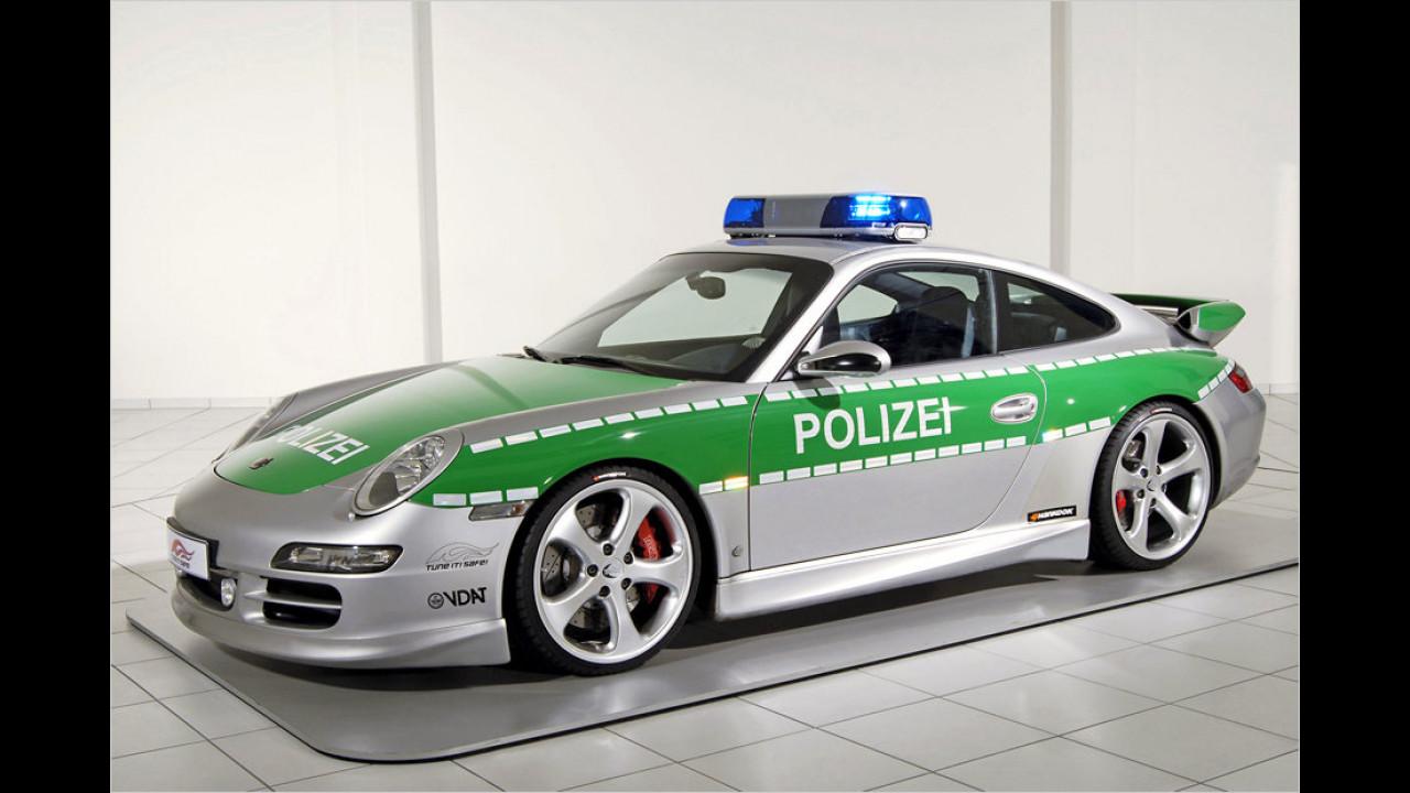 Tune it! Safe! Techart Porsche 911 Carrera S