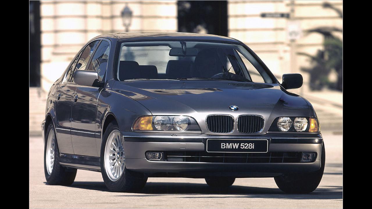 BMW 5er (E39) (1995)