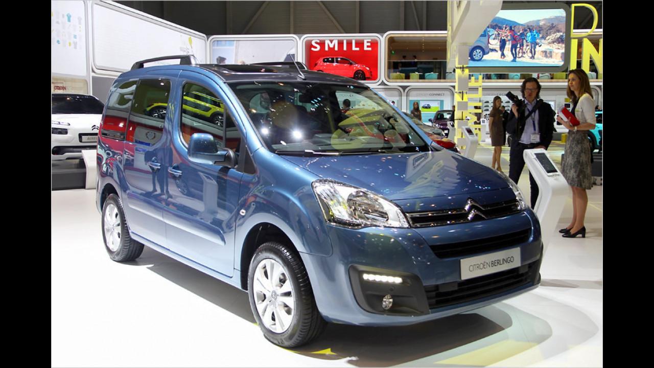 Citroën Berlingo Facelift