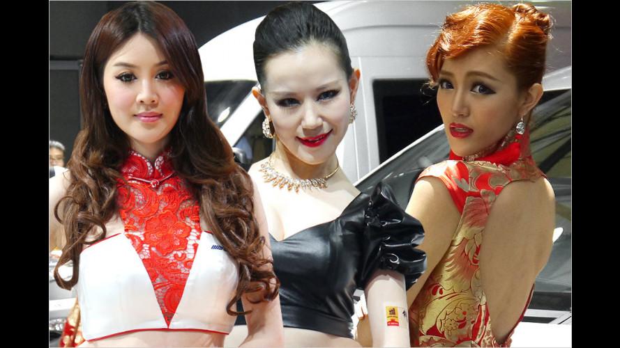 Shanghai 2013: Die Girls