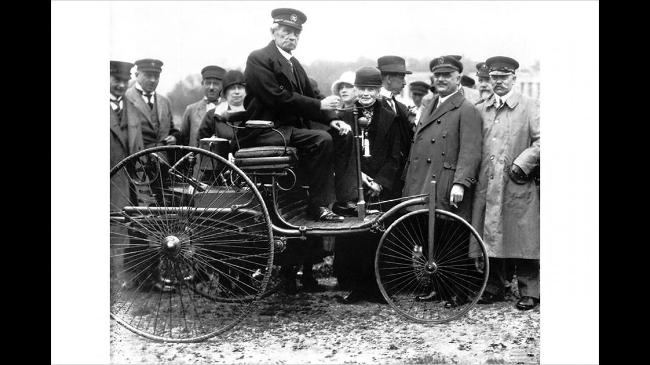 130 Jahre Automobil