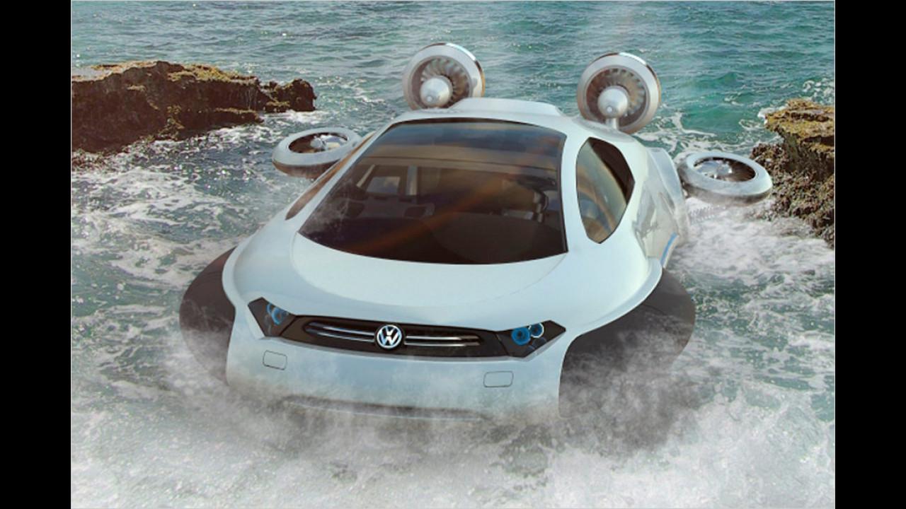 Designstudie Volkswagen Aqua