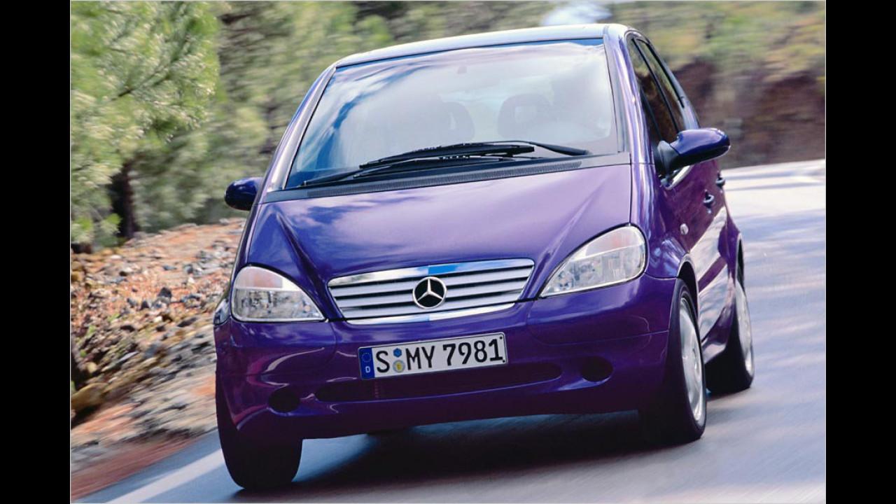 15 Jahre Mercedes A-Klasse