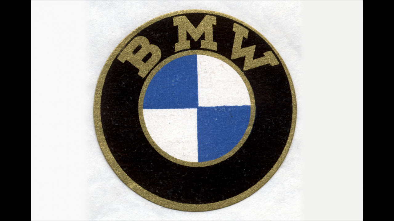 10. Dezember 1917: Das Logo wird eingetragen