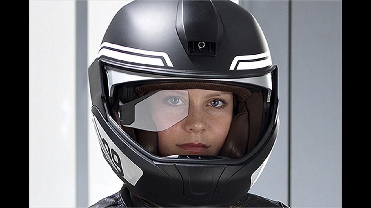 Motorradfahren wie ein Kampfpilot