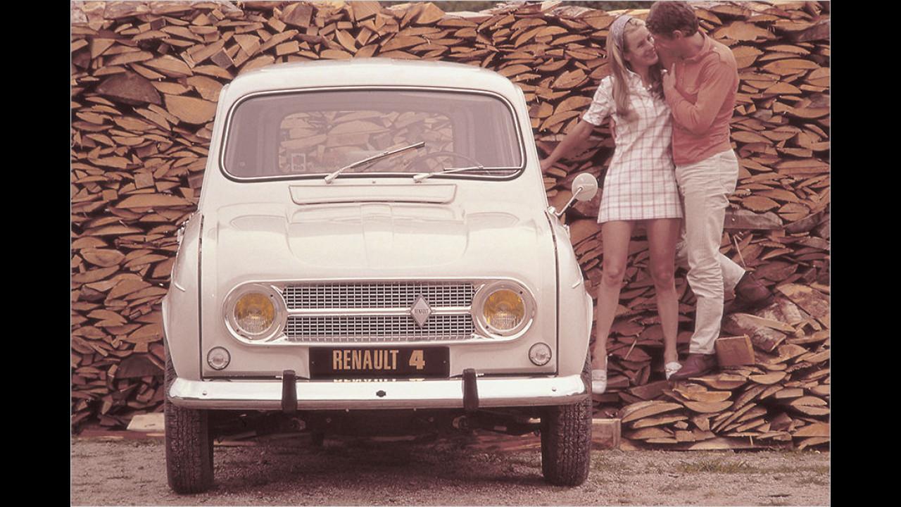 1961: Renault 4