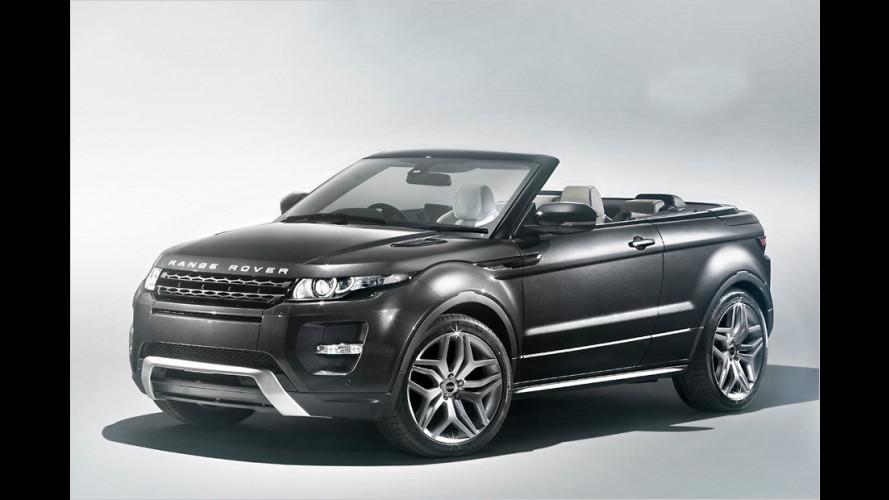 Range Rover Evoque Cabrio kommt