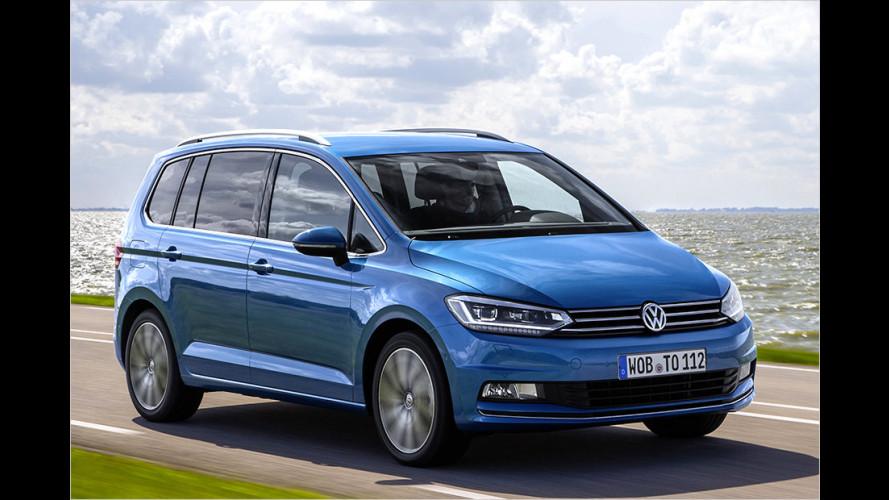 Der neue VW Touran (2015) im Test