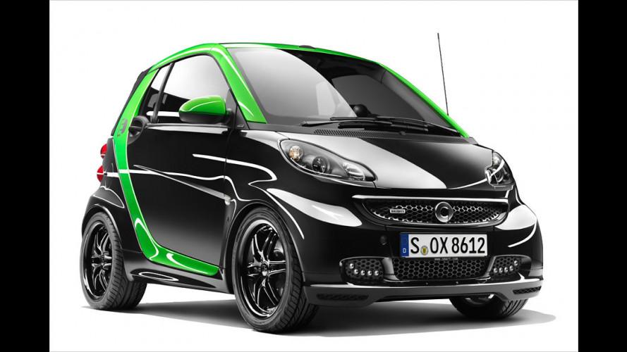 Sportlicher Elektro-Smart
