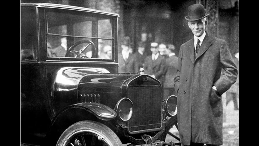Vor 150 Jahren wurde Henry Ford geboren