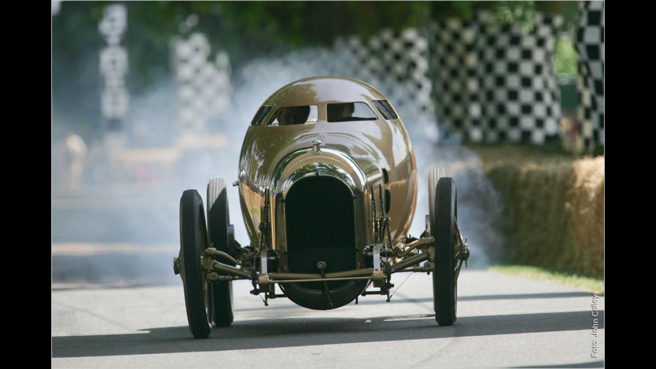 Miller Aerodynamic Coupé