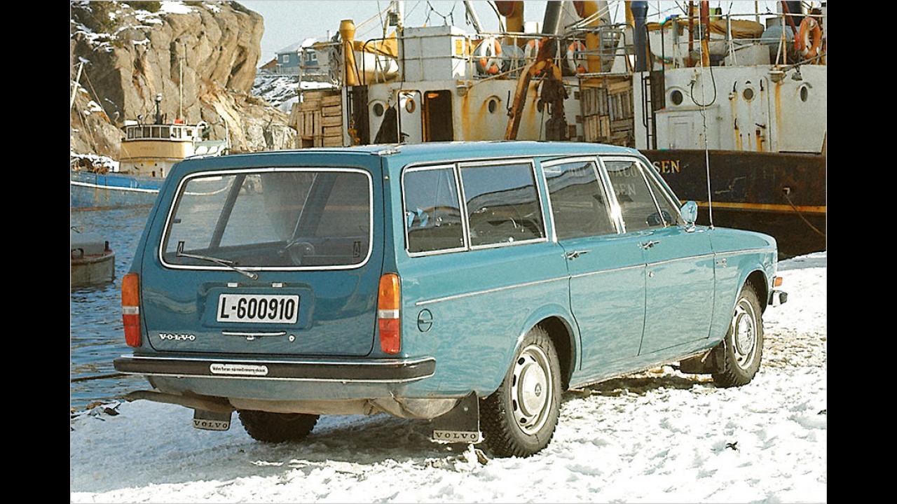 Volvo 145: Etliches vom Amazon