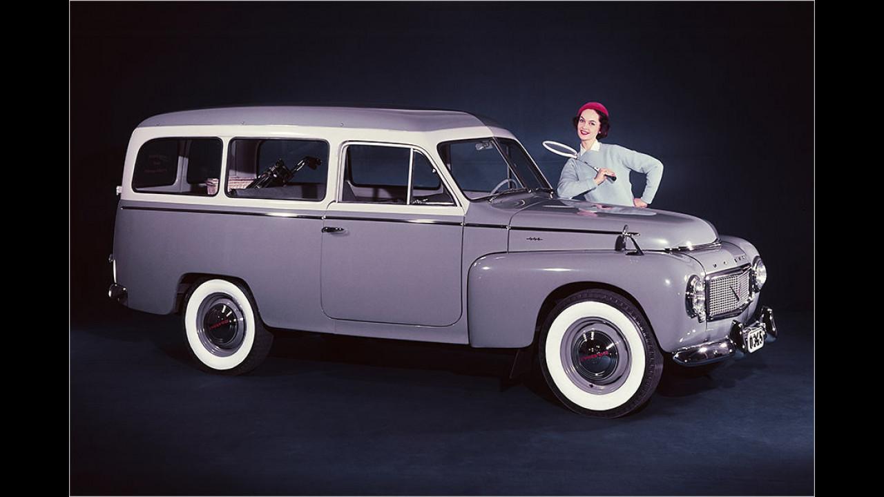 Volvo Duett: Bis zu 60 PS und drei Gänge