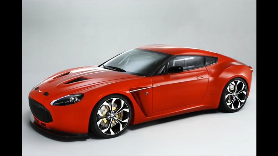 Aston Martin V12 Zagato: Premiere in Kuwait