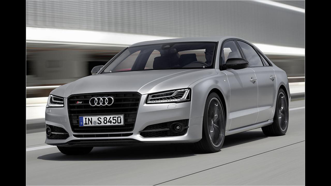 Audi S8 plus: Mehr geht nicht
