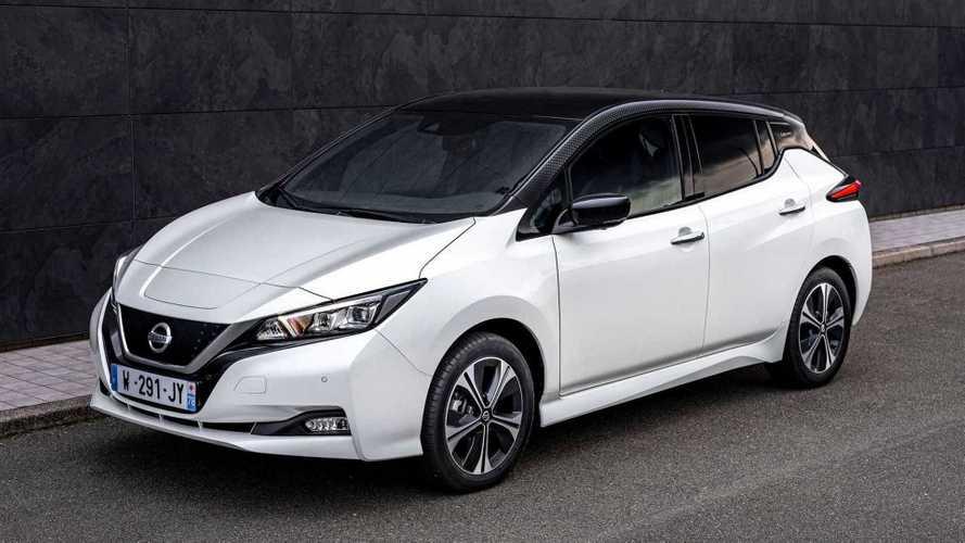 Nissan Leaf ganha edição especial de 10 anos com inspiração no Ariya