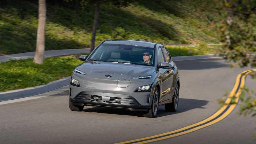 US: 2022 Hyundai Kona Electric Gets Lower Price