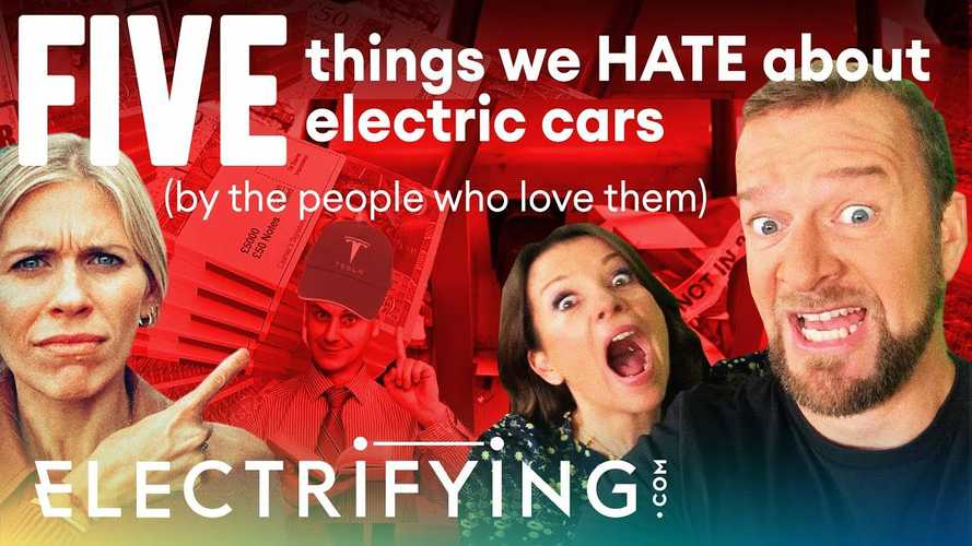 British electric car lovers tell us 5 things they hate about EVs