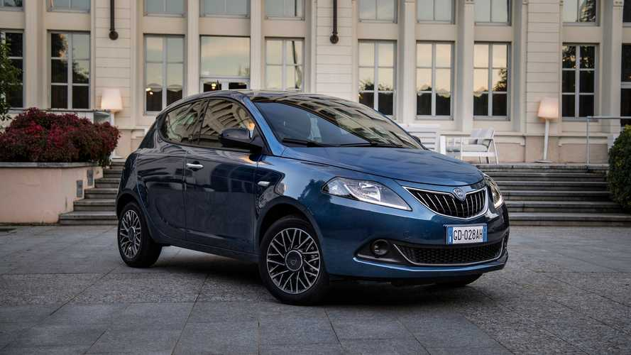 2021 Lancia Ypsilon Revealed As Aging City Car Gets Second Facelift