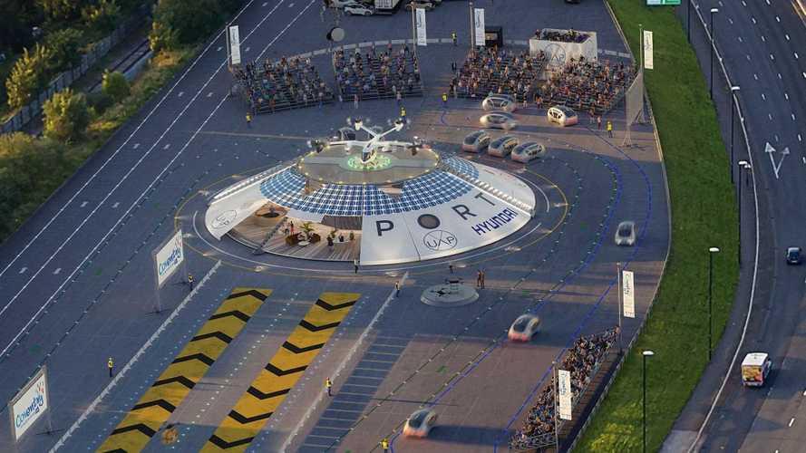 L'auto volante non è più fantascienza: in UK nasce il primo Urban Air Port