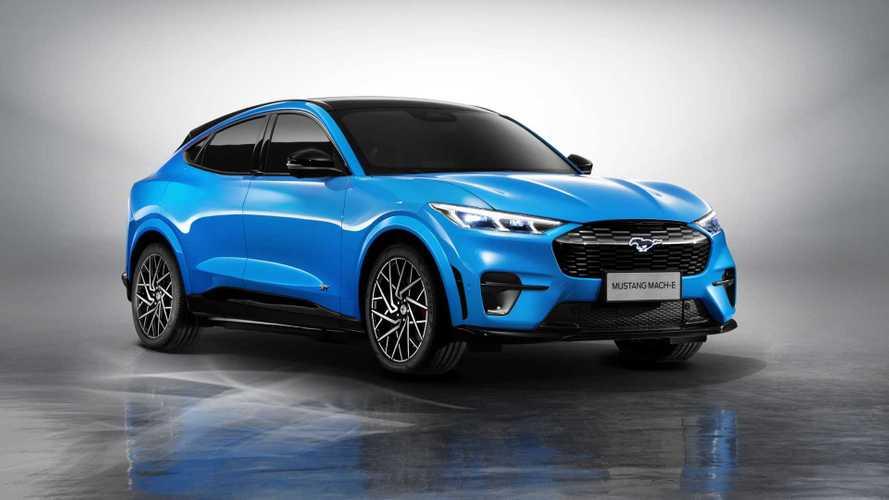 Ford Mustang Mach-E будут выпускать в Китае