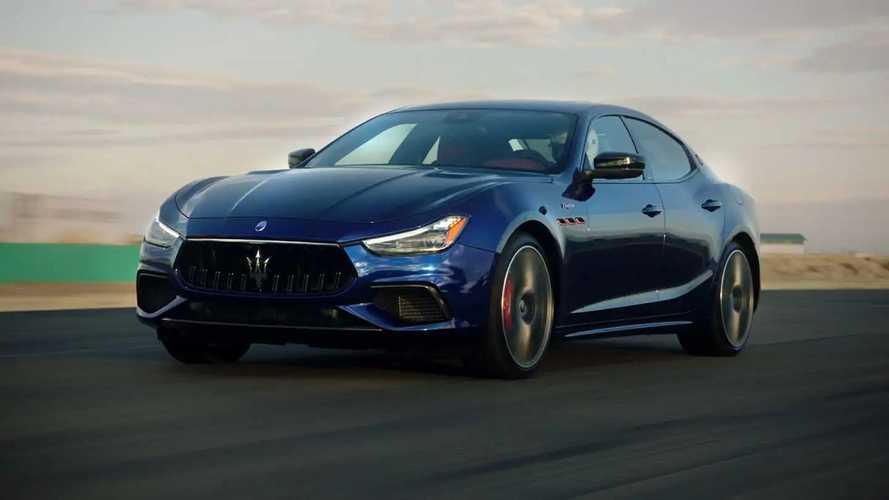 2021 Maserati Ghibli Trofeo First Drive