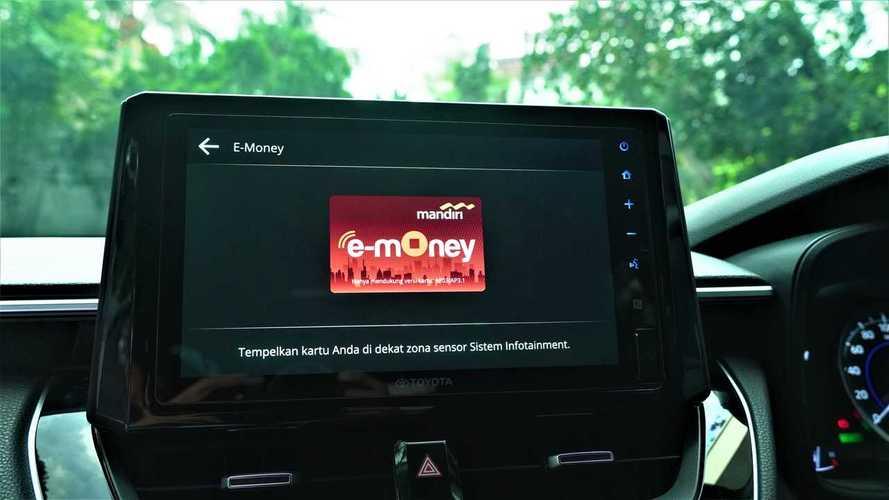 Toyota Corolla Cross Hybrid Punya Multimedia yang Serbaguna