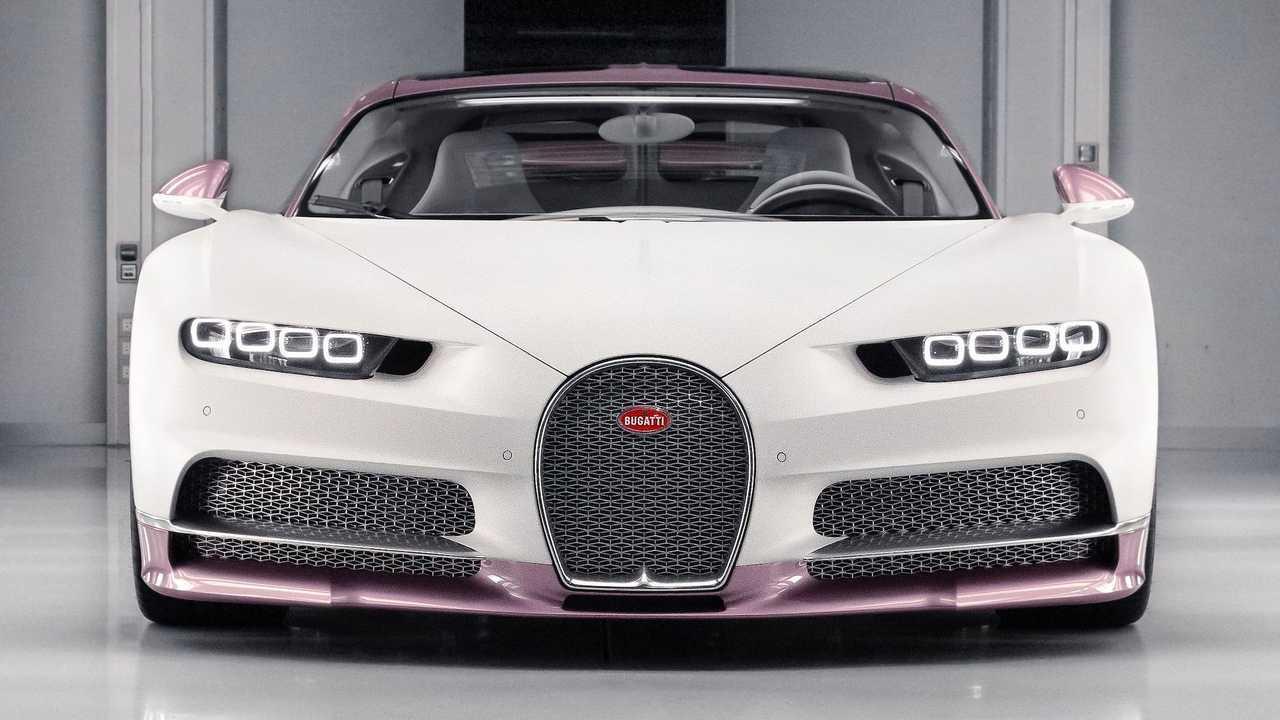 """Bugatti Chiron """"Alice"""""""