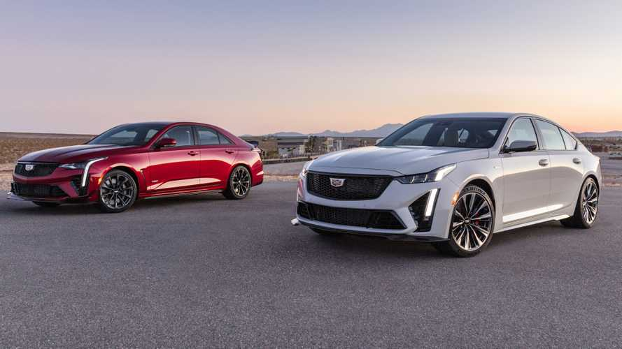 Cadillac Blackwing Sedans Are Sold Out, But One Of Each Still For Sale
