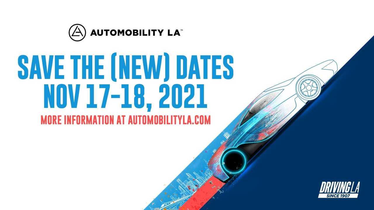 Лос-анджелесский автосалон 2021
