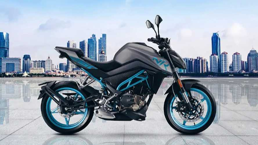 Updated CFMoto 250NK Expected To Break Cover Soon