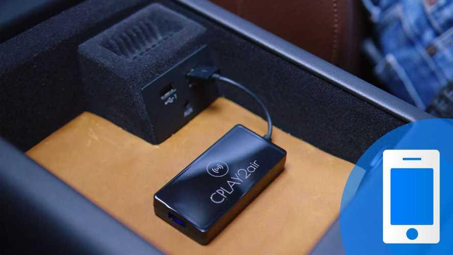 Come rendere Apple CarPlay wireless (per tutti) con CPLAY2air
