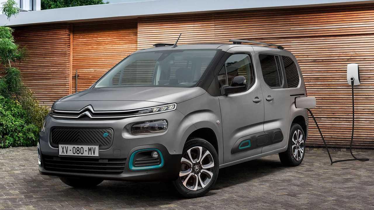 Citroën ë-Berlingo (2021)