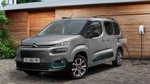 Citroën ë-Berlingo: Hochdachkombi mit Elektroantrieb