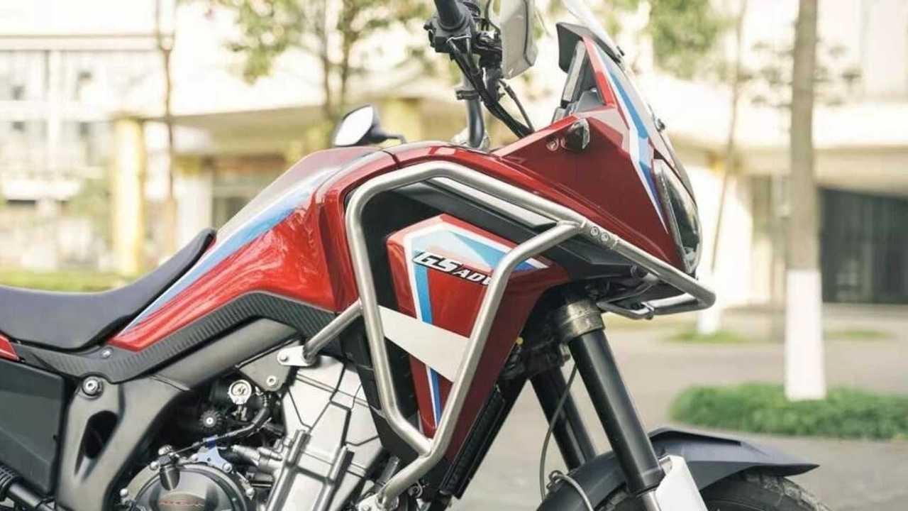 Dahaidao 500 GS-ADV - Main
