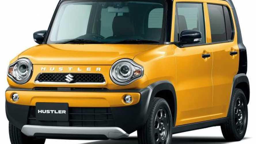 Semua Mobil 'Kei' Suzuki Dilengkapi Tenaga Hybrid