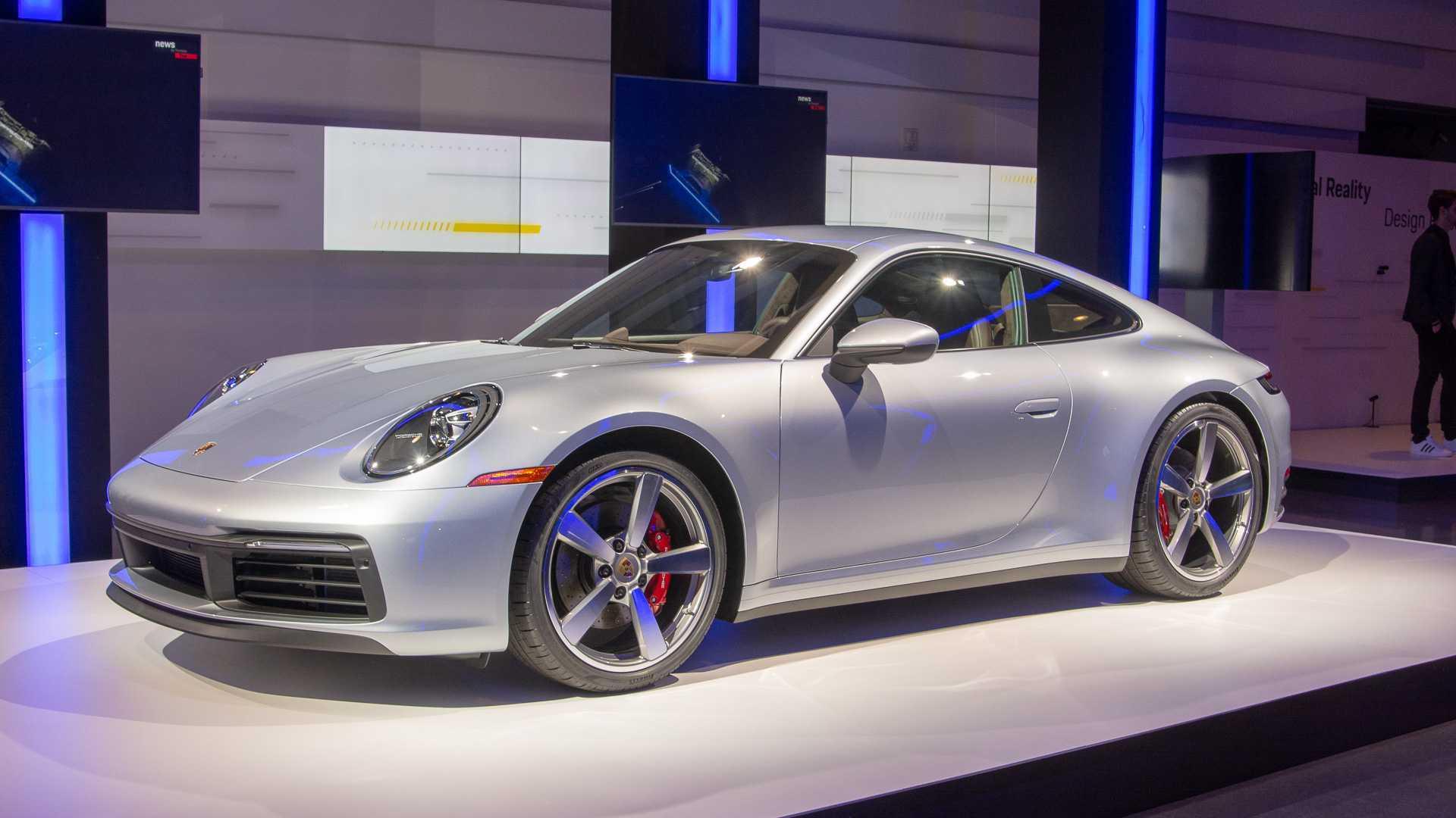 2020 Porsche 911 Carrera S, Carrera 4S Debut With 443 HP