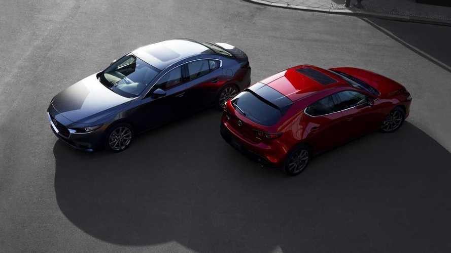 Новая Mazda3 доберётся до России в июле