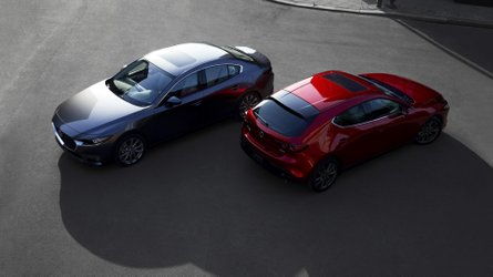 2019 Mazda3 şık tasarımı ve teknolojileriyle Los Angeles'da