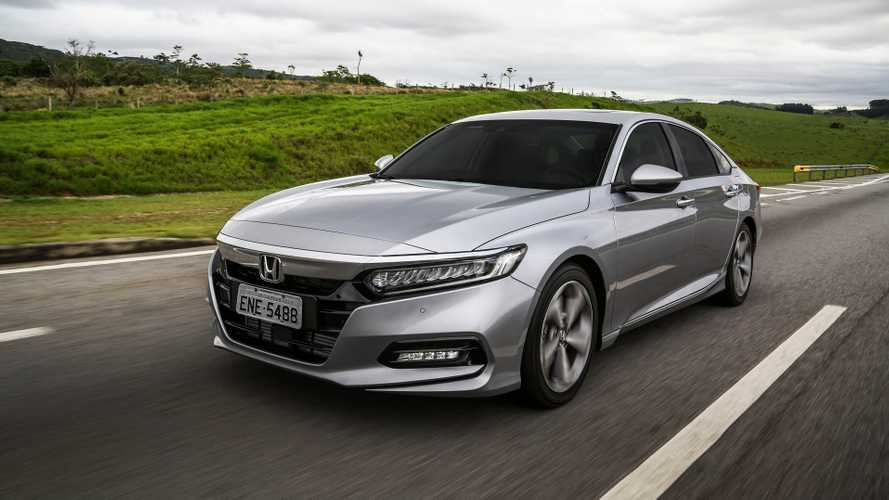Primeiras Impressões Novo Honda Accord 2019: executivo de alta performance
