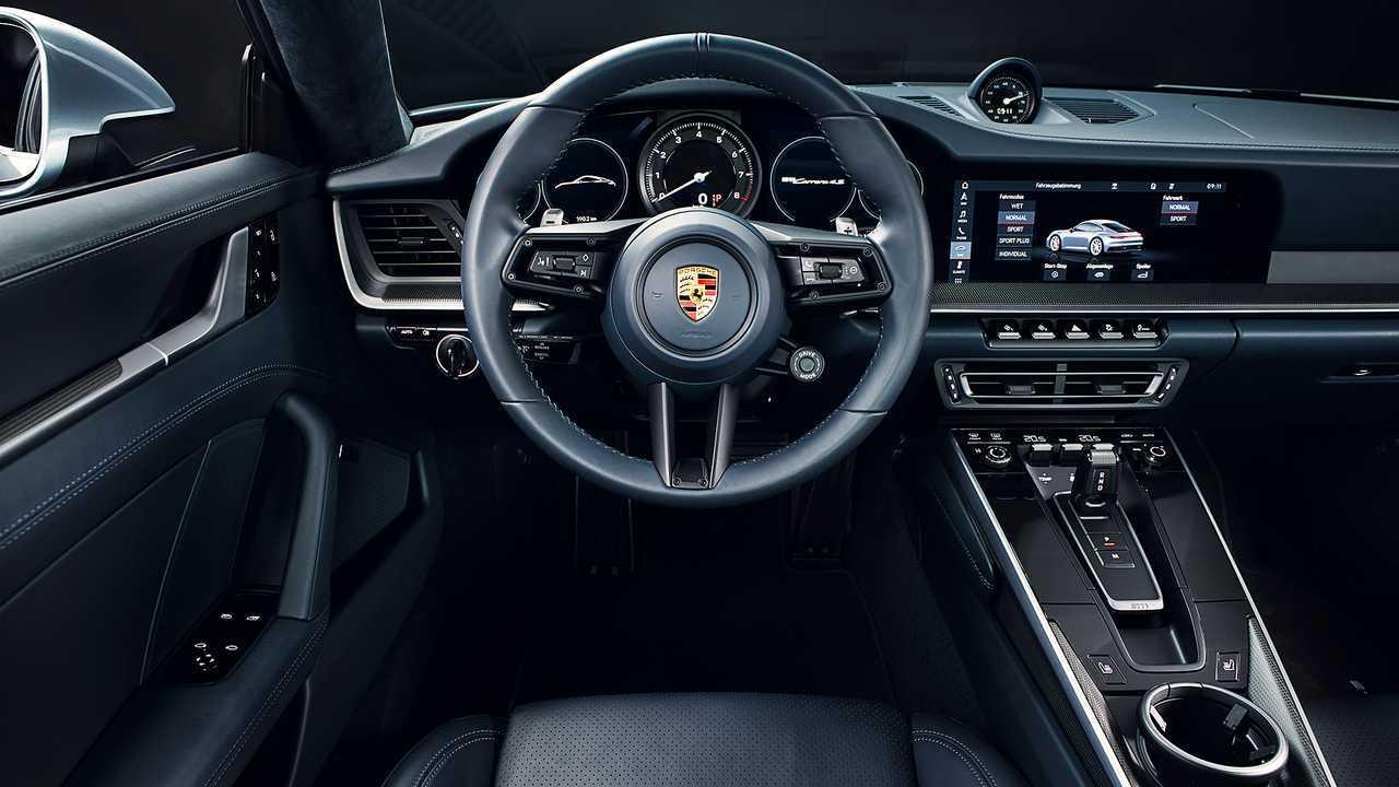 Porsche 911 Carrera S 2020