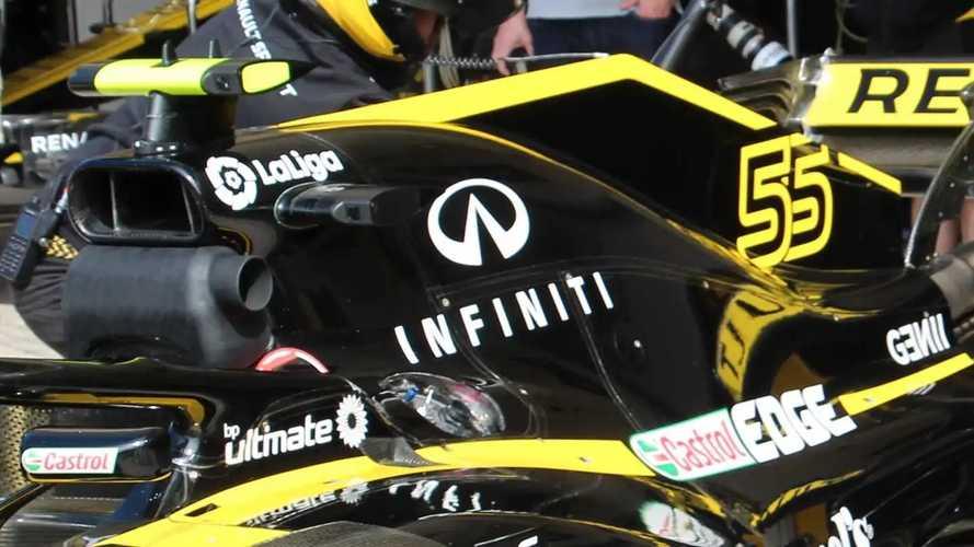 Infiniti and Renault Sport F1