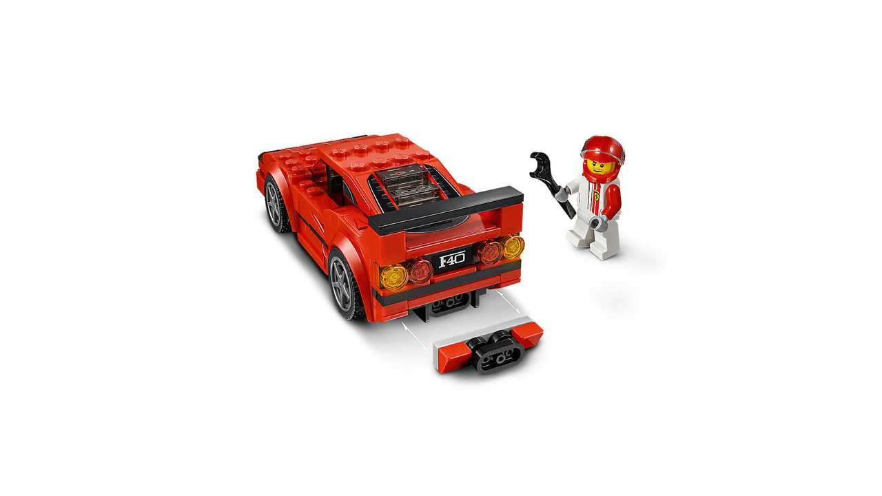 Lego Champions Include Speed Sets Demon 2019 SennaF40And dBreWQCExo