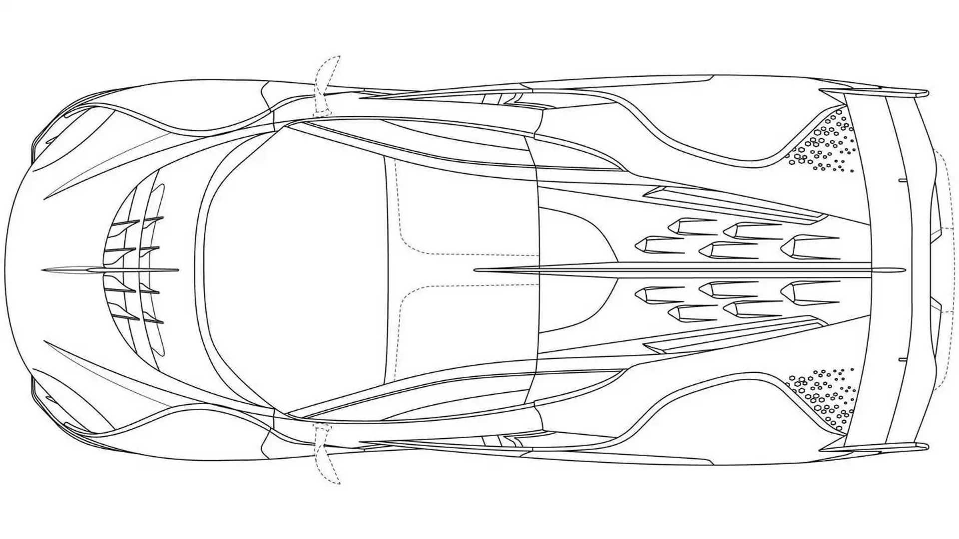 McLaren Ultimate Series Design Trademark Roof