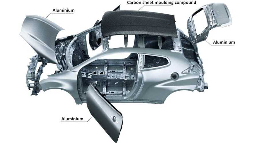Toyota GR Yaris has 259 more weld points than the standard model