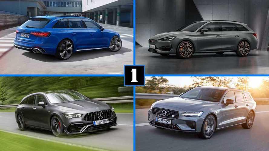 10 «сараев», способных навязать борьбу будущей BMW M3 Touring
